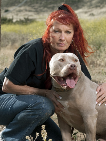 StubbyDog: Stories - Tia Maria Torres of PIT BULLS AND PAROLEES
