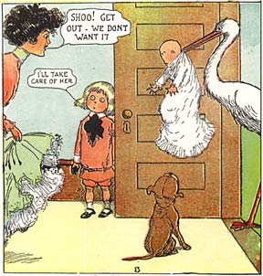 Buster Brown and Tige : StubbyDog